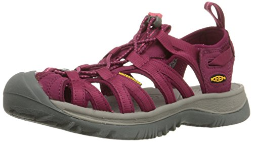 Keen Whisper, Sandali da Arrampicata Donna, Rosso (Beet Red/Honeysuckle), 37 EU