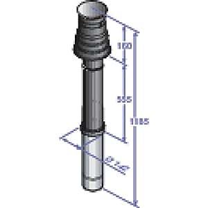 TERMINAL VERTICAL PP S D.80/125 DY843 100002732