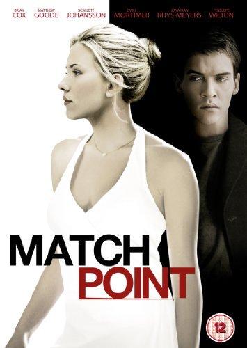 Match Point [DVD] by Jonathan Rhys Meyers