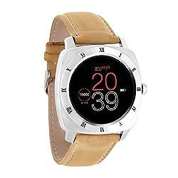 NARA XW PRO - XLYNE Smartwatch classic, premium & elegant  -  Smartwatch Herren  -  iOS und Android kompatibel -  iPhone Smartwatch für Fitness, Whatsapp Smartwatch