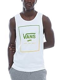 Vans Men's Print Box Tank T-Shirt