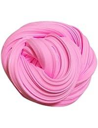 Juguete De Alivio De Estrés, WINWINTOM 1PCS Fluffy Floam Slime Juguete Lodo Juguete (Color F)