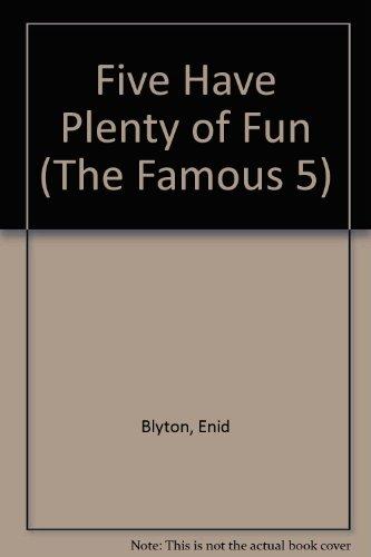 Enid Blyton's Five have plenty of fun