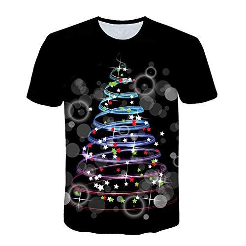 DUANXIUGE Mode Neue Coole T-Shirt Männer Harajuku 3D T-Shirt Druck Musik Melodie Kurzarm Sommer Tops Tees 3D T-Shirt Männlich T-Shirt-S -