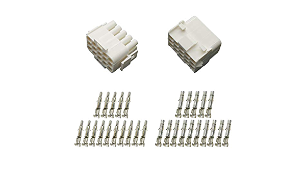 Stecker Set Steckverbinder Universal Mate N Lok 15 Polig Incl Kontakten Auto