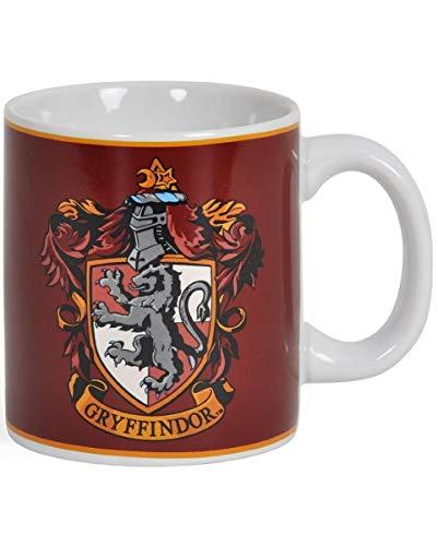 Harry Potter Tasse Gryffindor Wappen, aus Keramik 350ml Fassungsvol.