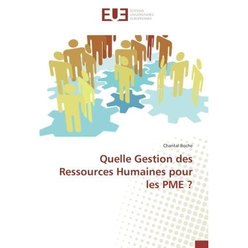 Quelle Gestion des Ressources Humaines pour les PME ?