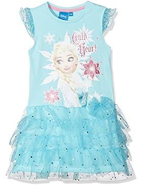 Disney Mädchen Kleid Frozen Snow