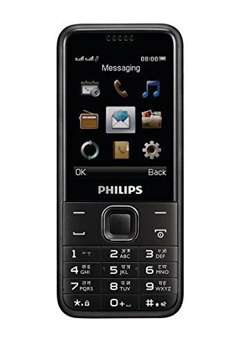 Philips Xenium E162 (Black)