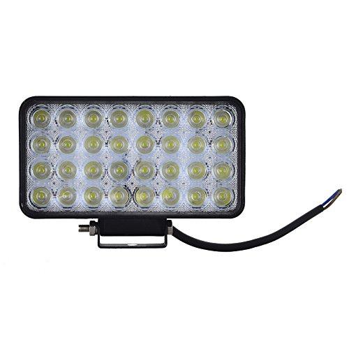 Focos de Coche LED Potentes, Resistente al agua IP67, Led Foco Lampara...