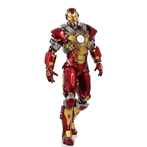 Iron Man Mark 17 - Heartbreaker Armor Sixth Scale Figure MMS Series (Japan Import)