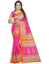 CRAFTSTRIBE Étnica del Vestido de Partido Indio de la Sari Ropa de la Boda de Bollywood