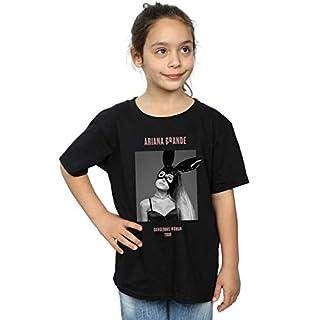 Ariana Grande Mädchen Dangerous Woman T-Shirt 12-13 years Schwarz