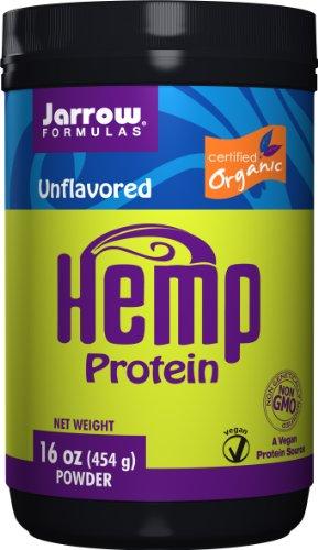 Preisvergleich Produktbild Jarrow Formulas Hemp Protein (Organic), 16 Ounce (Pack of 2)