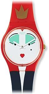 Watch Swatch Gent GR165 WONDERQUEEN