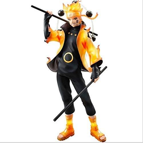 Naruto Shippuden Figura Juguetes de acción - Thor Sol Rocky Q versió