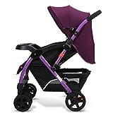 YUYU Reisesysteme Standardkinderwagen Baby Wickeltaschen Buggys Kinderwagen & Buggys , auspicious purple