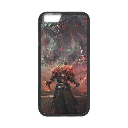 Dark Souls coque iPhone 6 Plus 5.5 Inch Housse téléphone Noir de couverture de cas coque EBDXJKNBO15741