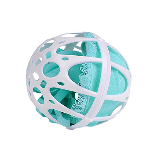 Zhuhaixmy 3X Bubble Double Ball Saver Cover Box Bag Bra & Lingerie Wäscherei Waschen - Waschen Protector Bh