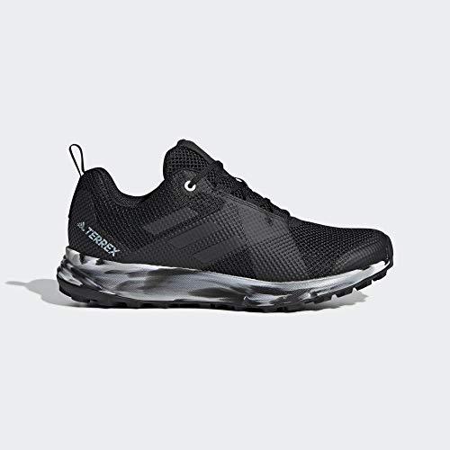 adidas Damen Terrex Two W Fitnessschuhe, Mehrfarbig (Negbás/Carbon/Gricen 000), 39 1/3 EU
