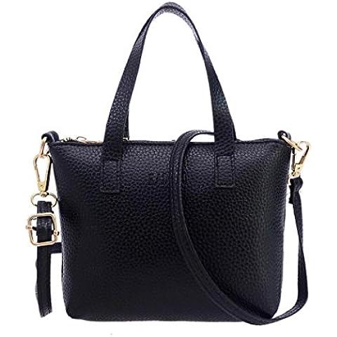 signora Tote borsa, Sharondar Donne moda Ladies Large a tracolla della borse
