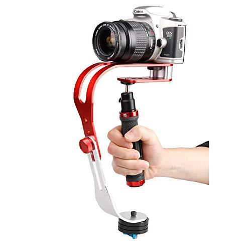 ator schwebestativ Camera stabilizer Steadicam für Canon Nikon Sony Kamera Cam Camcorder DV DSLR Schwarz ()