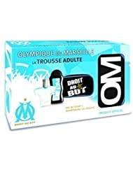 Aroma Therapeutics - Coffret Cadeau OM Cosmetique Trousse + Eau de Sport 50ml + Shampoing Gel Douche 300ml