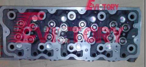 Kubota V3300-DI-T V3300 V3300T cylinder head fit for bobcat skid loader  12/16 valves type