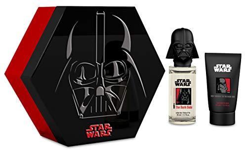 Mr White Jr Coffret Cadeau en Métal Star Wars pour Enfants Eau de Toilette 50 ml/Gel Douche 75 ml