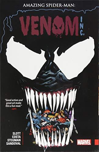 Amazing Spider-man: Venom Inc. por Dan Slott