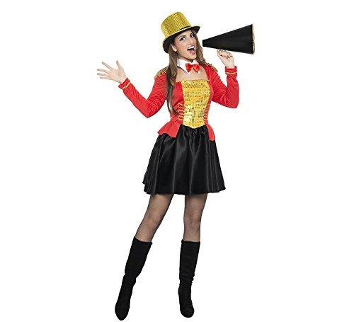 Imagen de disfraz domadora presentadora circo talla m l
