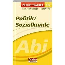 Pocket Teacher Abi Sekundarstufe II Politik/Sozialkunde