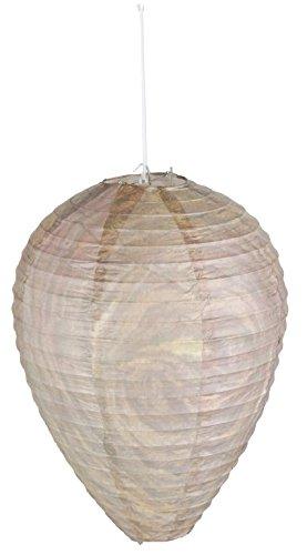 Esschert Design Wespennest-Attrappe, Wespenabwehr, Ø ca. 22 cm