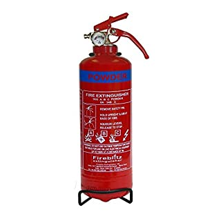 Fireblitz FBP1/B Dry Power, Red, 1 kg