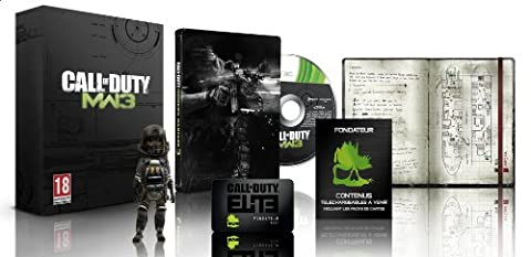 Call of Duty : Modern Warfare 3 - édition