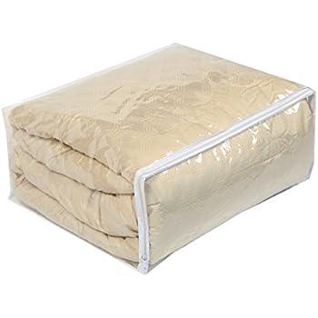 Comforter Bags Vinyl Jumbo Blanket Bag