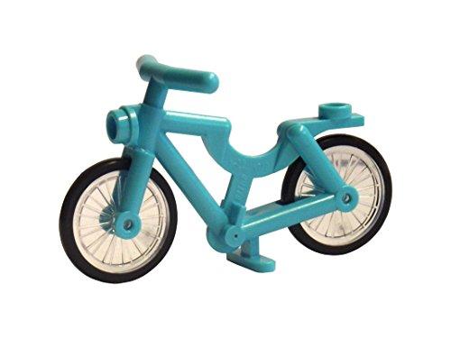 LEGO city - un vélo en turquoise