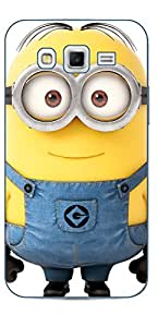 Happoz Samsung Galaxy On8 Cases Back Cover Mobile Pouches Shell Hard Plastic Graphic Armour Premium Printed Designer Cartoon Girl 3D Funky Fancy Slim Graffiti Imported Cute Colurful Stylish Boys D131
