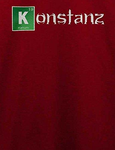 Konstanz T-Shirt Bordeaux