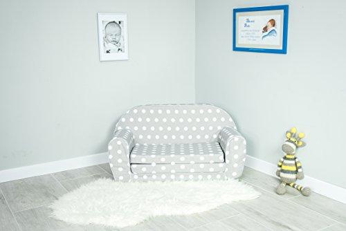 Kindersofa kindercouch kindersessel sofa bettfunktion for Kindersessel mit namen