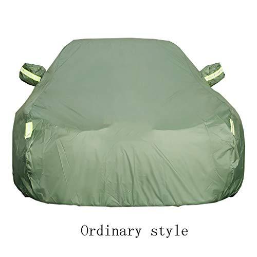 Copriauto per la protezione solare antipioggia, resistente in tutte le stagioni e per tutte le stagioni, adatto a tutte le auto della berlina Audi Series (Color : 3)