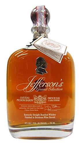 Jefferson's - Grand Selection - Pichon Baron - Whisky