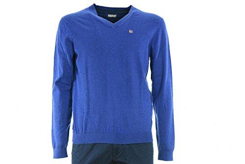 Napapijri Dendre, Pull Homme B06(P. Blue)