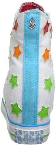 Skechers GimmeStarry Skies 39102 Damen Sneaker Weiß (WMLT)