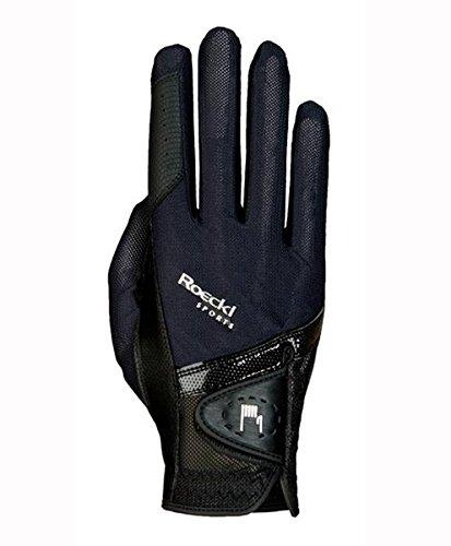 Roeckl sports ROECKL Handschuhe MADRID Comfort Cut, schwarz, 8.5