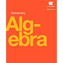 Elementary Algebra (English Edition)