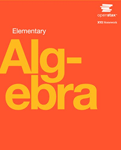 Elementary Algebra (English Edition)