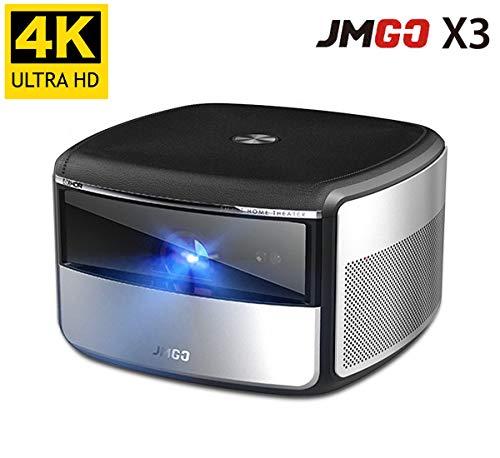 LiveTV.Direct Z4 Aurora Projecteur TV 1080p Android 3D Intelligent Vidéo Projecteur LED Home Cinéma Projecteur avec Harman / Kardon Adapté Stéréo Geste de Contrôle et de construire en fonction LiveTV