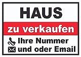 HB_Druck Haus Schild A4