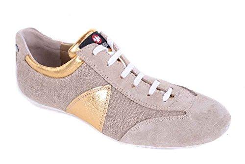 Murphy & Nye Damen Sneaker Schuhe Bonnie Beige/Gold #17(EUR 38)